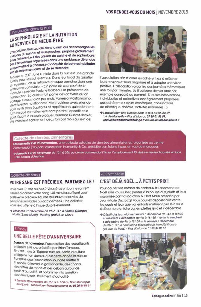 article sophrologie