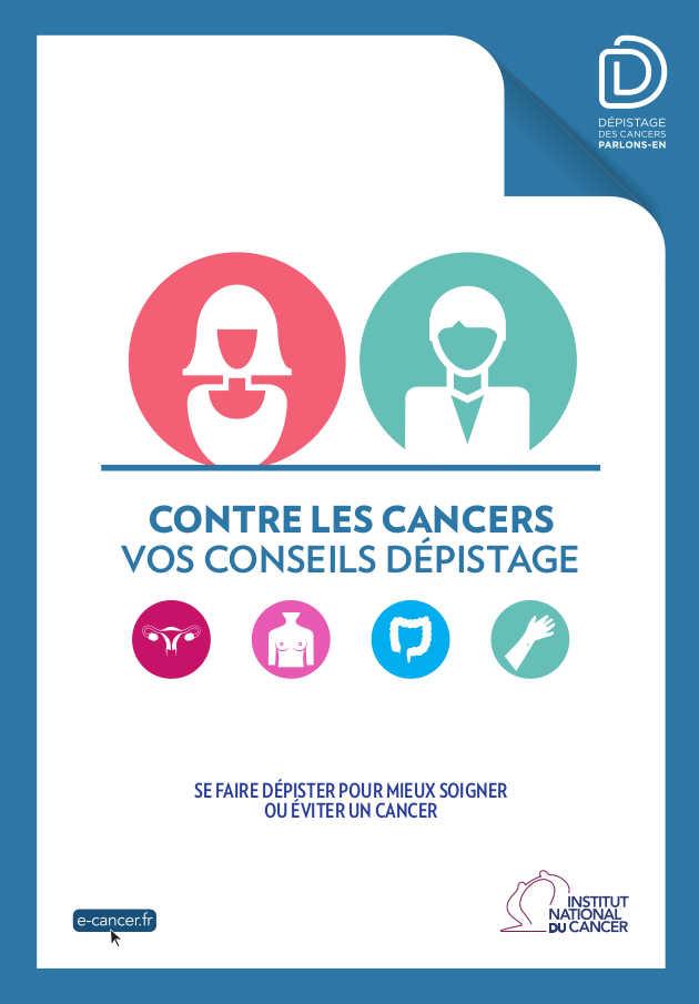 plaquette dépistage tout cancer