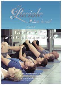Activité Physique Adaptée @ Salle du Conservatoire